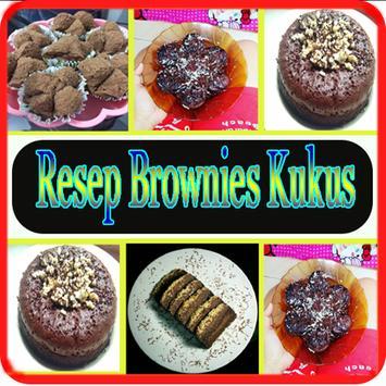 Resep Brownies Kukus poster