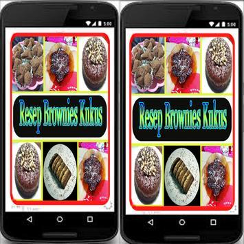 Resep Brownies Kukus screenshot 4