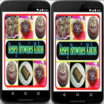 Resep Brownies Kukus screenshot 5