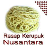 Resep Kerupuk Nusantara icon