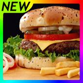Resep Kreasi Hamburger Lengkap icon