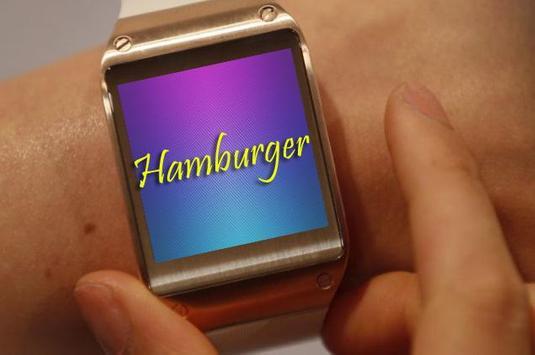 Resep Kreasi Hamburger Lengkap apk screenshot