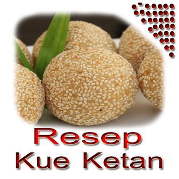 Resep Kue Ketan poster
