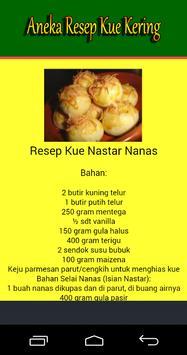 Resep Kue Kering screenshot 4