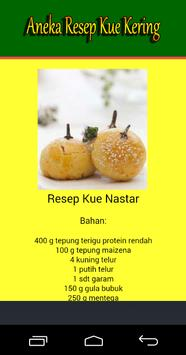 Resep Kue Kering screenshot 5