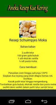 Resep Kue Kering screenshot 3