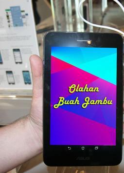 Resep Olahan Buah Jambu apk screenshot