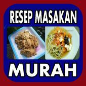 Resep Masakan Murah icon