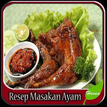 Resep Masakan Ayam poster