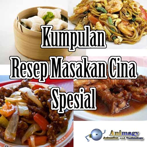 Resep Masakan Cina Spesial For Android Apk Download