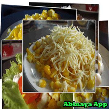 Resep Masakan Jagung poster