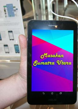 Resep Masakan Sumatra Utara apk screenshot