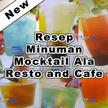 Mocktail Ala Resto and Cafe poster