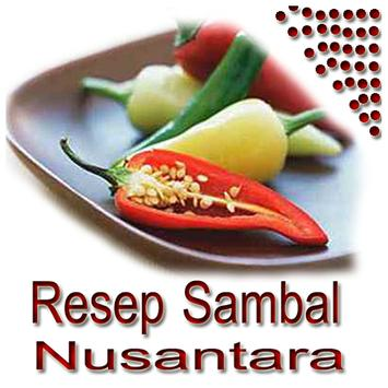 Resep Sambal Nusantara poster