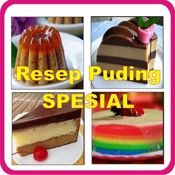 pudding recipe poster