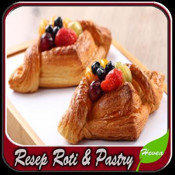 Resep Roti & Pastry poster