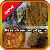 Resep Rendang Ayam icon
