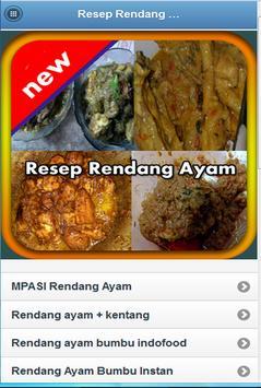 Resep Rendang Ayam screenshot 9