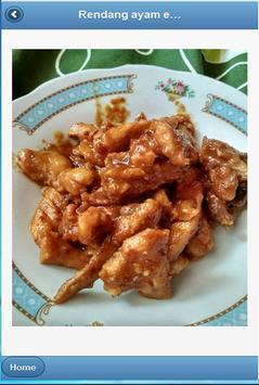 Resep Rendang Ayam screenshot 1