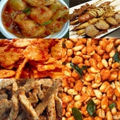 Assorted Snacks Recipes icon