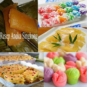 Various recipes Cassava icon