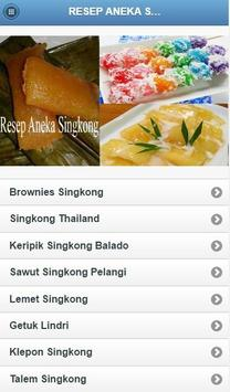 Various recipes Cassava screenshot 1