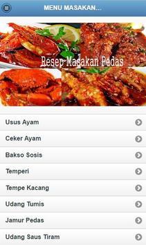 Recipes Spicy apk screenshot