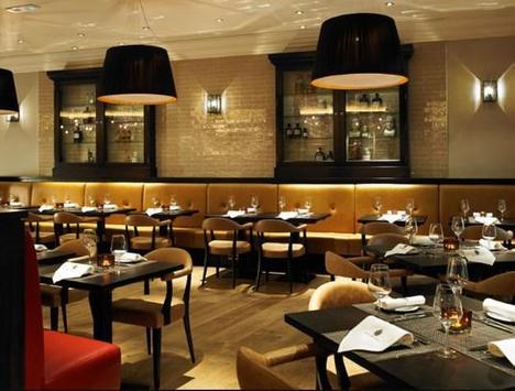 Restaurant & Cafe Designs apk screenshot