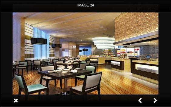 Restaurant Design Ideas screenshot 5