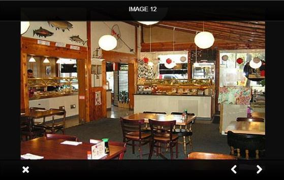 Restaurant Design Ideas screenshot 14