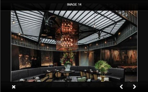Restaurant Design Ideas screenshot 3