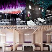 Restaurant Interior Design icon