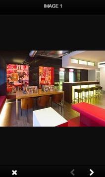 Restaurant Interior Design apk screenshot