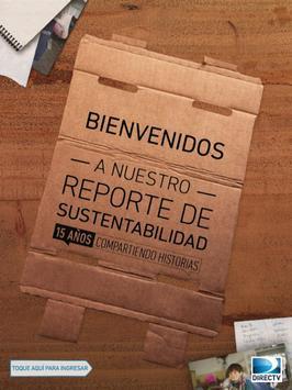 DIRECTV Reporte 2012 poster