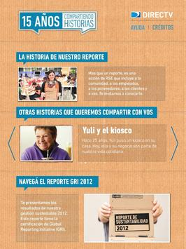 DIRECTV Reporte 2012 screenshot 6