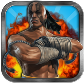 Mortal Deadly Street Fighting Game icon