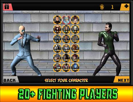 Mortal Deadly Street Fighting Game screenshot 1