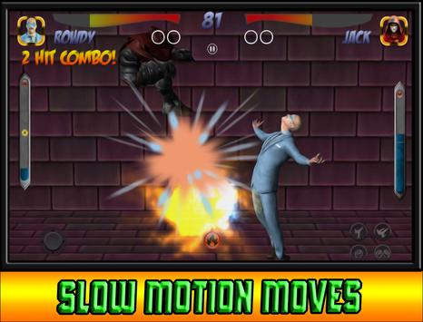 Mortal Deadly Street Fighting Game screenshot 8
