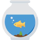 Goldfish Simulator AR icon
