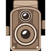 Retro Cam Selfie Editor icon