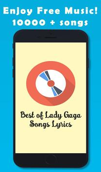Best of Lady Gaga poster