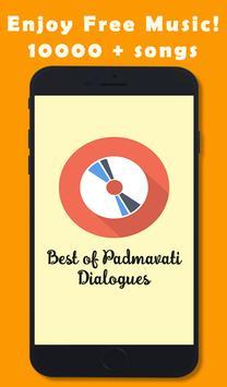 Best of Padmavati Dialogues poster