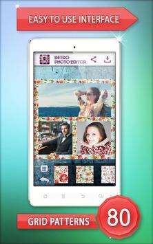 Retro Photo Editor poster