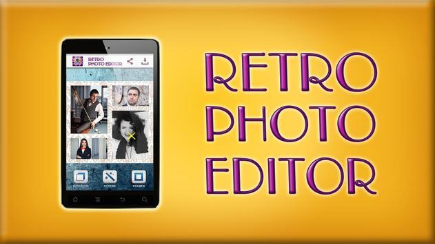 Retro Photo Editor apk screenshot