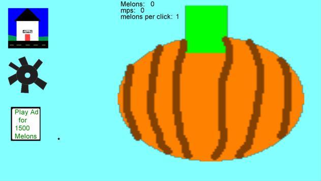 Melon Clicker! apk screenshot