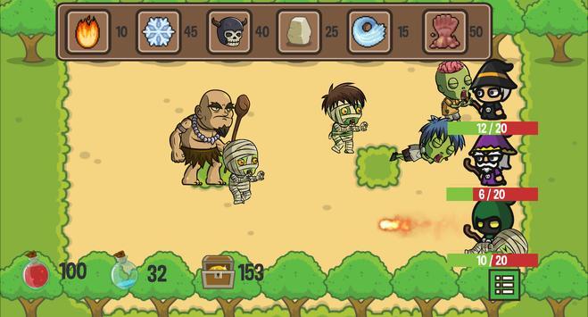 Magical Defence apk screenshot