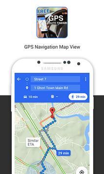 GPS Navigation apk screenshot