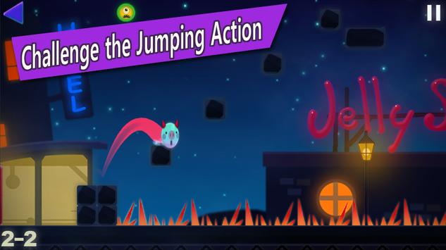 Jelly Escape Lite screenshot 2