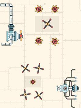 Steampunk Puzzle - Brain Challenge Physics Game apk screenshot