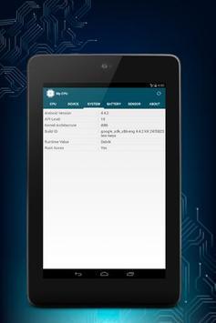 My CPU apk screenshot